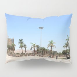 Temple of Luxor, no. 17 Pillow Sham