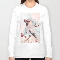 bohemian Long Sleeve T-shirts featuring Bohemian by Tanya HD