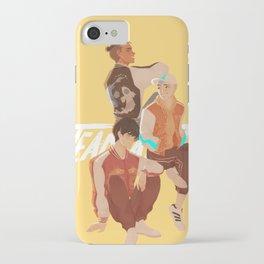 Team Avatar - Boys iPhone Case