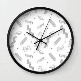 Hold The Sauce Wall Clock