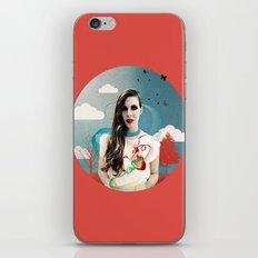 CORNELIAS Heart Rhythms  iPhone & iPod Skin