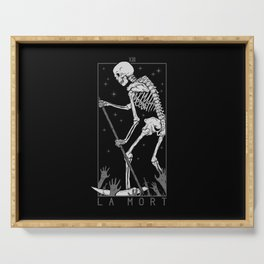 La Mort Serving Tray
