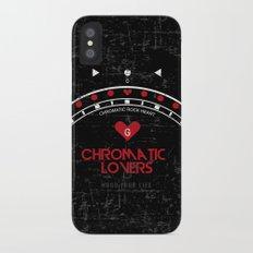 Chromatic Lovers Slim Case iPhone X