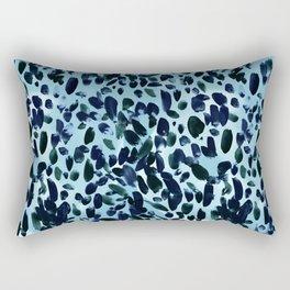 C'EST LA VIV ~ Blueleaf Birch Rectangular Pillow