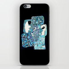 the walls must fall iPhone & iPod Skin