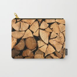 fire wood Carry-All Pouch