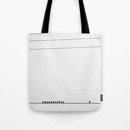 Strength in Solitude Tote Bag