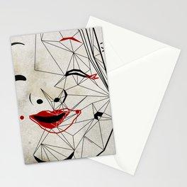 J_mask Stationery Cards