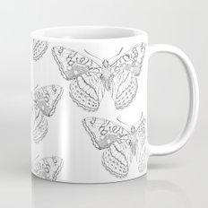 Butterfly dots Mug