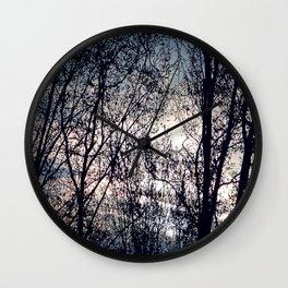 Clair Obscur Wall Clock
