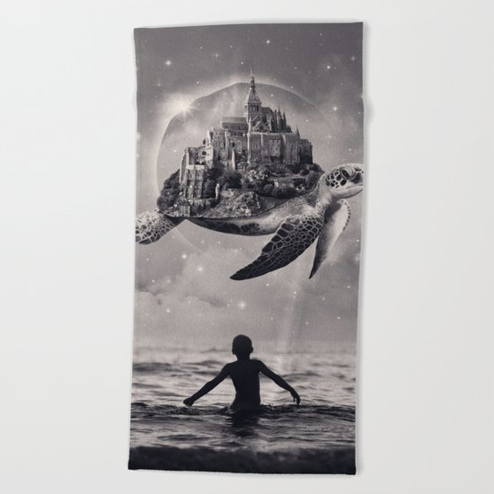 Moments of Bliss Beach Towel