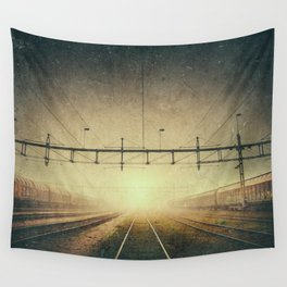 Where to go Wall Tapestry