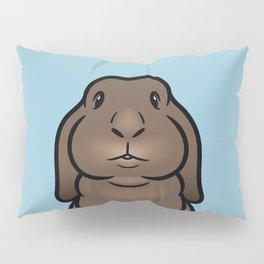 Coco the Minilop Bunny Pillow Sham