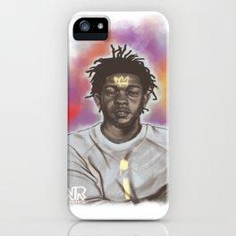 King Kendrick Lamar iPhone Case