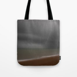 Storm in the Channel Tote Bag