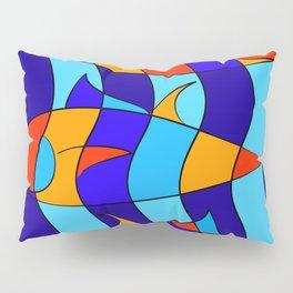 Elsebius - Tres Pescados Pillow Sham