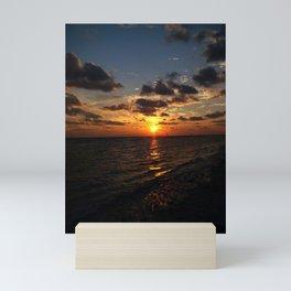 The Sky Sang  Mini Art Print