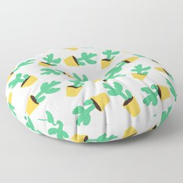 Cactus No. 3 Floor Pillow