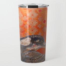Visions of the Kingfisher Travel Mug