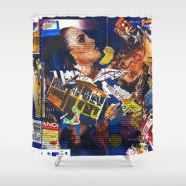 Marbook -Initun $2 77177 XXX Adams Yotus Folio 0197 Shower Curtain