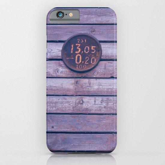 wood iPhone & iPod Case