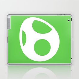 Green Egg Laptop & iPad Skin