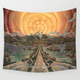 The Path Wall Tapestry