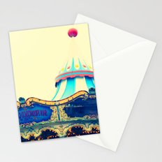 San Francisco Carousel Pier 39 Stationery Cards