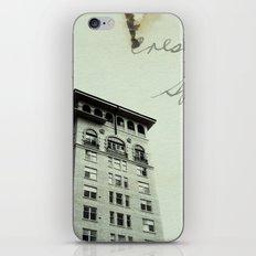 Crest Hotel iPhone & iPod Skin