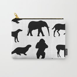 Animal Collage 2 Carry-All Pouch