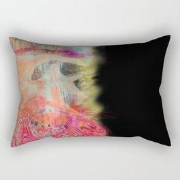 Good Overcoming The Bad Rectangular Pillow