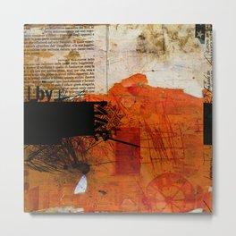 BABEL OVERDUBS IX Metal Print