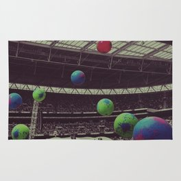 Coldplay at Wembley Rug