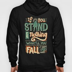 Make a stand Hoody