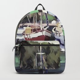 The Mooring Backpack