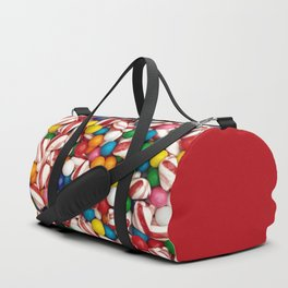 Peppermints and Gumballs Duffle Bag