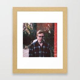 I I I . G R A I N Framed Art Print