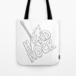 HardRock Black Tote Bag