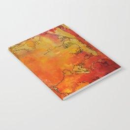Yellow Dreams Notebook