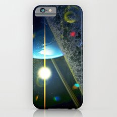 until the moon is no more. Asteroid Field on Earth Slim Case iPhone 6s