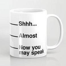 Coffee Measuring Mug Mug