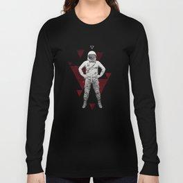 The Astronaut Long Sleeve T-shirt