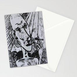 Pokey Smoky  Stationery Cards