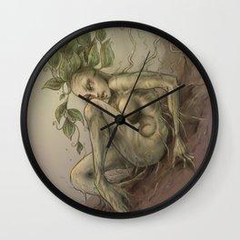 The Mandrake Wall Clock