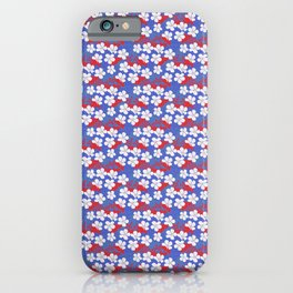little flowers iPhone Case