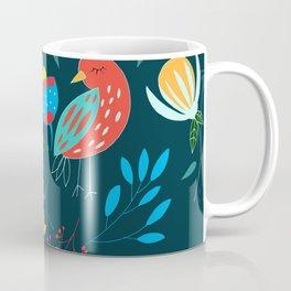 lovebirds I gift of spring I gift of spring Coffee Mug