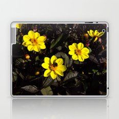 Bee in a Flower Laptop & iPad Skin