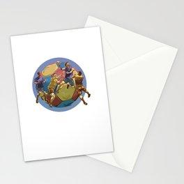 HandBall Stationery Cards