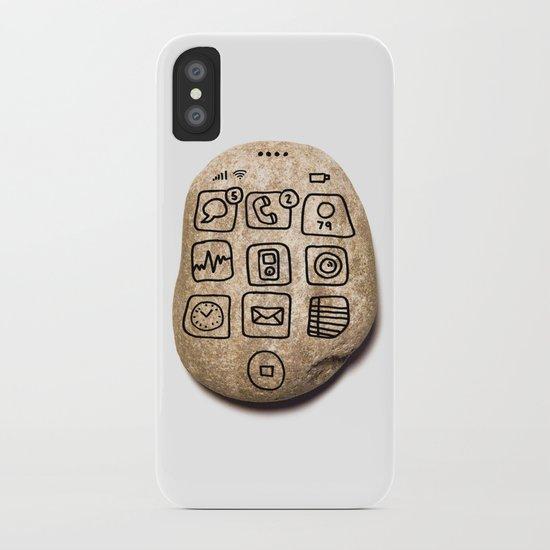 Luddite iPhone Case
