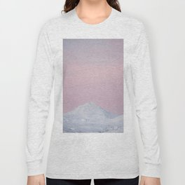 Candy mountain - Landscape and Nature Photography Long Sleeve T-shirt